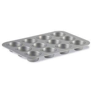 calphalon nonstick bakeware 12 cup muffin pan