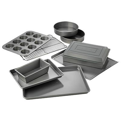 Calphalon nonstick 10 piece bakeware set