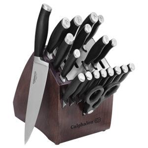 Calphalon contemporary sharp 20 piece cutlery set