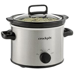 Crock-Pot 2-Qt. Manual Slow Cooker